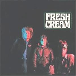 Fresh Cream, the debut album from supergroup Cream