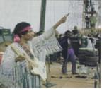 Jimi Giving Peace